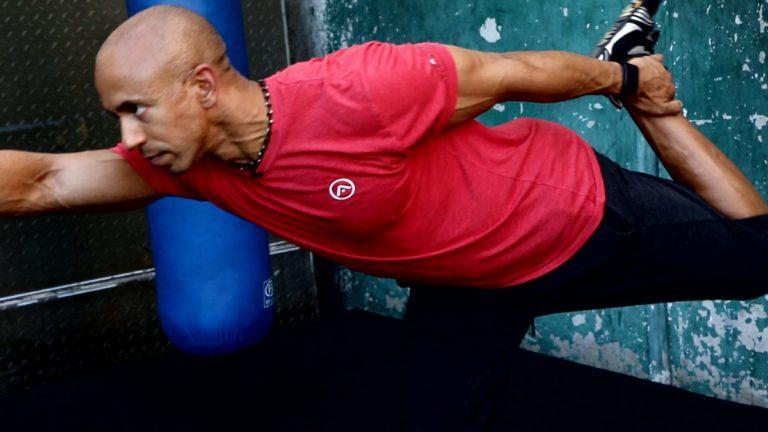 Adam Friedman Advanced Athletics Stretch
