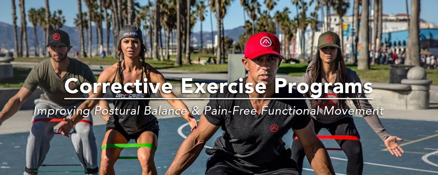 Corrective Exercise Programs