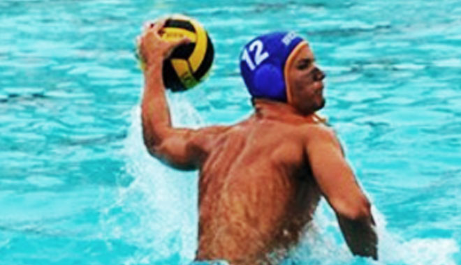 Jesse Gillespie, UC Santa Barbara Water Polo