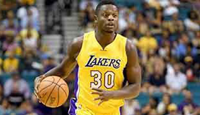Julius Randle, Los Angeles Lakers - NBA
