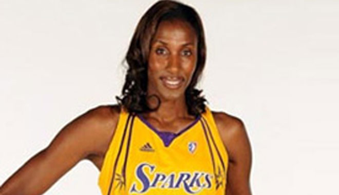 Lisa Leslie, Los Angeles Sparks - WNBA