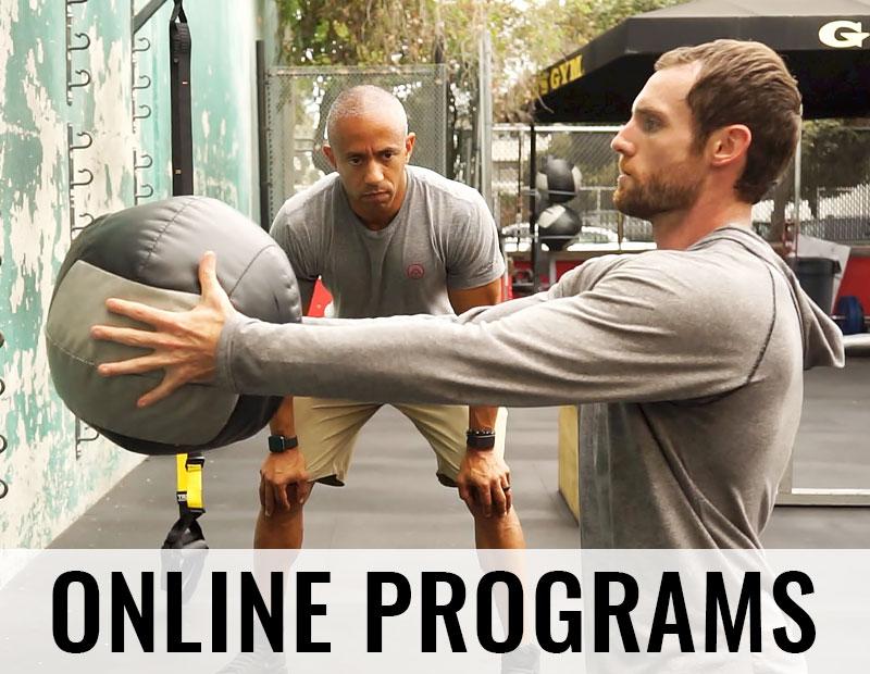 Online Sports Training Programs