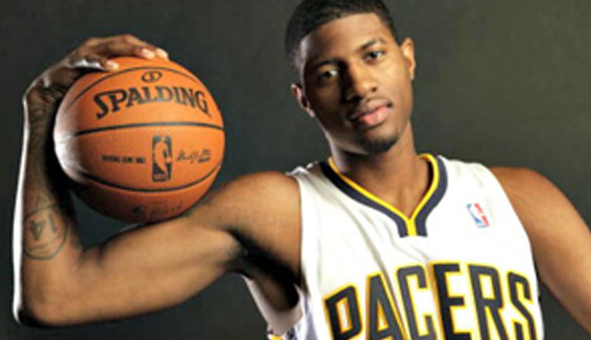 Paul George, Indiana Pacers - NBA