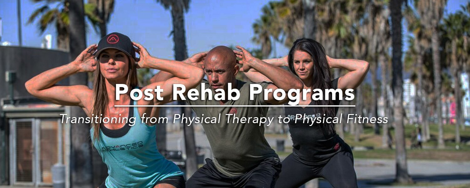 Post Rehab Programs