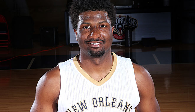 Solomon Hill, Indiana Pacers - NBA