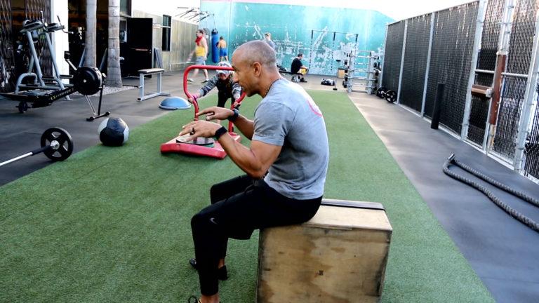 Adam Friedman Advanced Athletics 30-Day Get Lean Challenge Posture