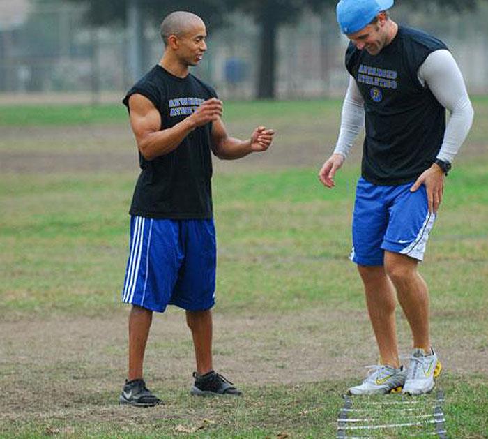 Performance Training for Pro Athletes