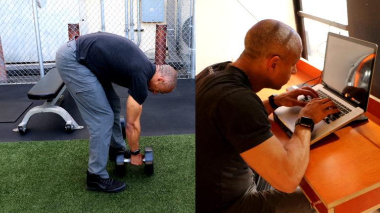 Adam Friedman Advanced Athletics Athlete For Life The Shape of Bending