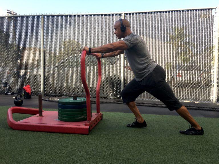 Adam Friedman Advanced Athletics Athlete For Life Workout Vibram FiveFingers