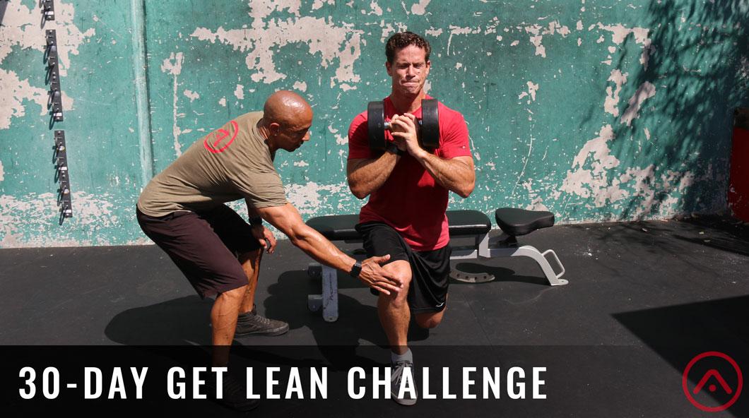 30 Day Get Lean Challenge