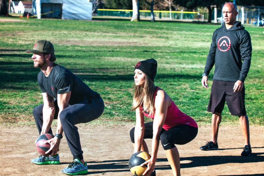 Adam Friedman Advanced Athletics Strength Coach Personal Trainer Entrepreneur