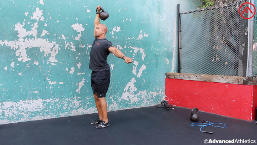 Kettlebell Power Endurance