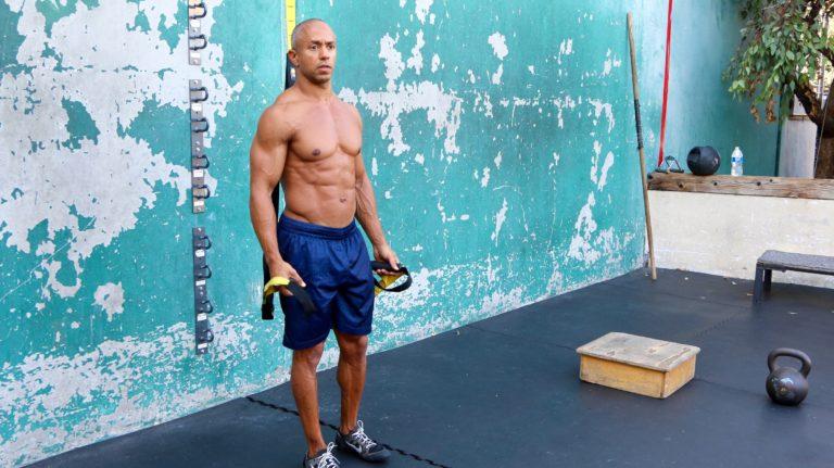 Adam Friedman Advanced Athletics Athlete For Life Gold's Gym Workout