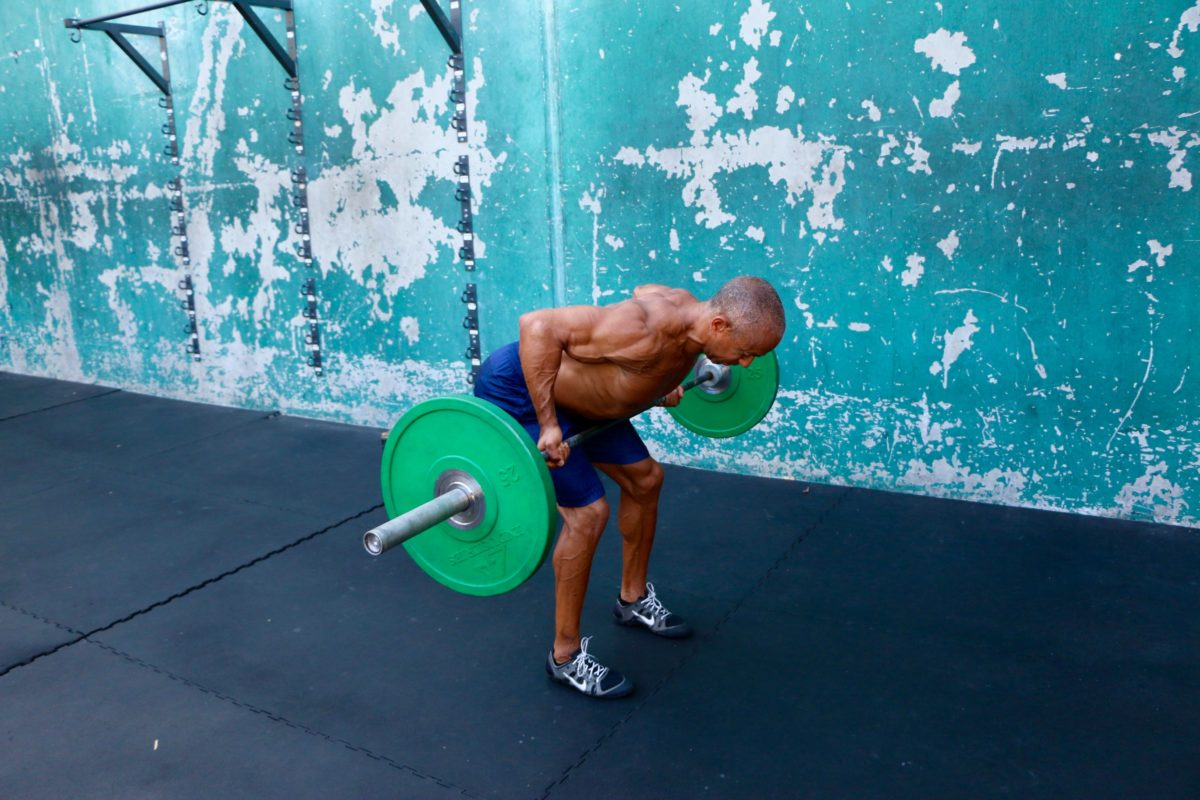 Adam Friedman Advanced Athletics Athlete For Life Strength Training Weight Lifting