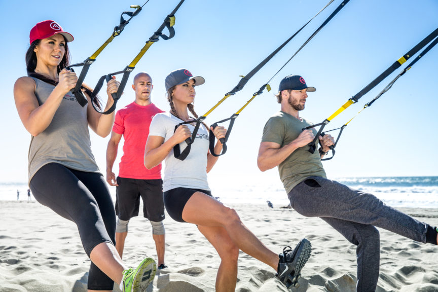 Adam Friedman Advanced Athletics Sports Performance Outdoor Training Venice Beach