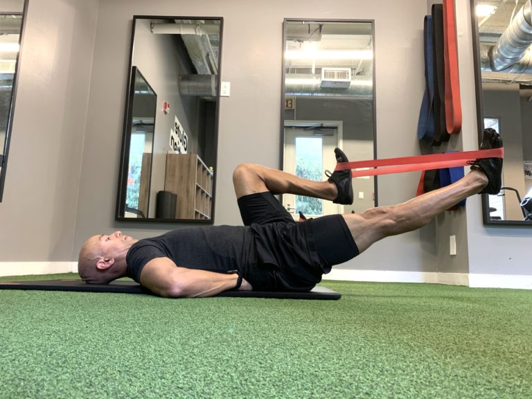 Adam Friedman Personal Trainer Advanced Athletics Athlete For Life Single Leg Balance Exercise