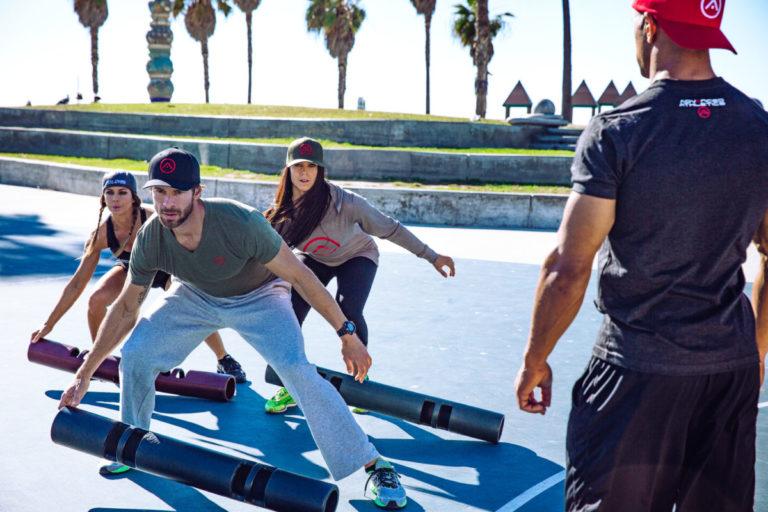 Adam Friedman Advanced Athletics Athlete For Life Fitness Expert SARM Exercise Outdoor Training