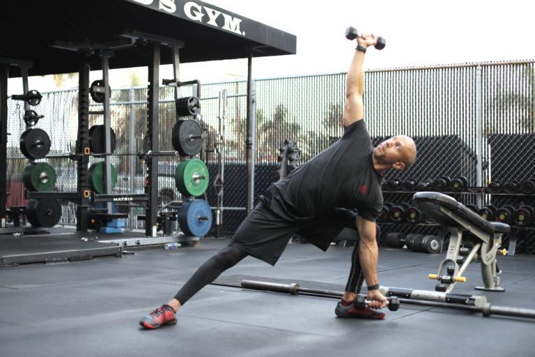 Adam Friedman Advanced Athletics Search and Rescue Mobility Program Lumbo Pelvic Hip Stretch