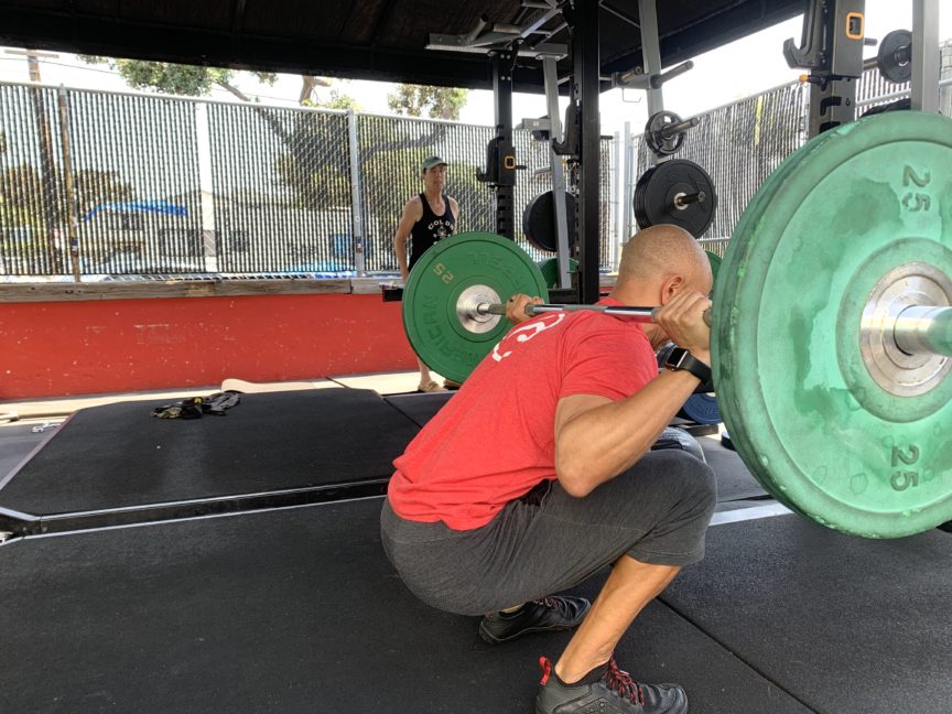 Adam Friedman Sports Performance Coach Strength Training Proper Squat Form How Low Should You Go